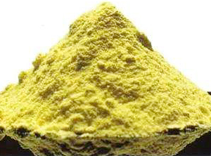 GB 3150-2010 食品添加剂——硫磺检验方法