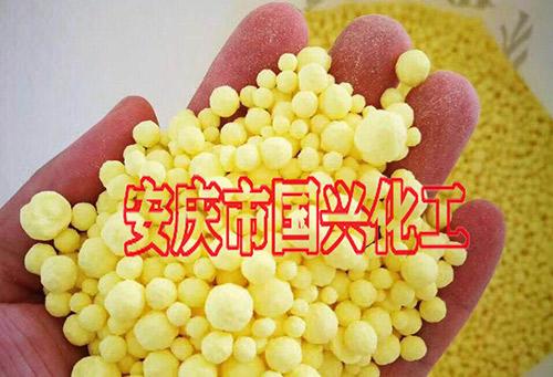 优质硫磺颗粒